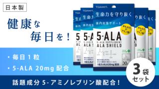 アラシールド3袋セット