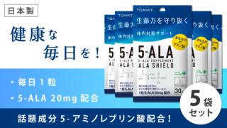アラシールド5袋セット